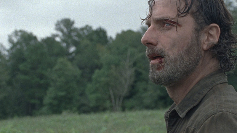(SPOILERS) Talked About Scene from The Walking Dead: Season 8, Episode 10