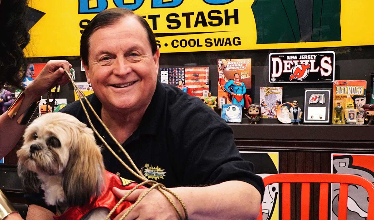 <em>Comic Book Men</em> Q&A – Burt Ward (Robin From <em>Batman</em>)