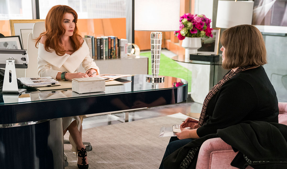 Julianna Margulies Explains <em>Dietland</em> to <em>NYT</em>; <em>Boston Globe</em> Touts the Show