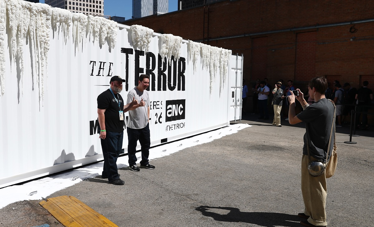 The Immersive <em>Terror</em> Experience Is Coming to WonderCon