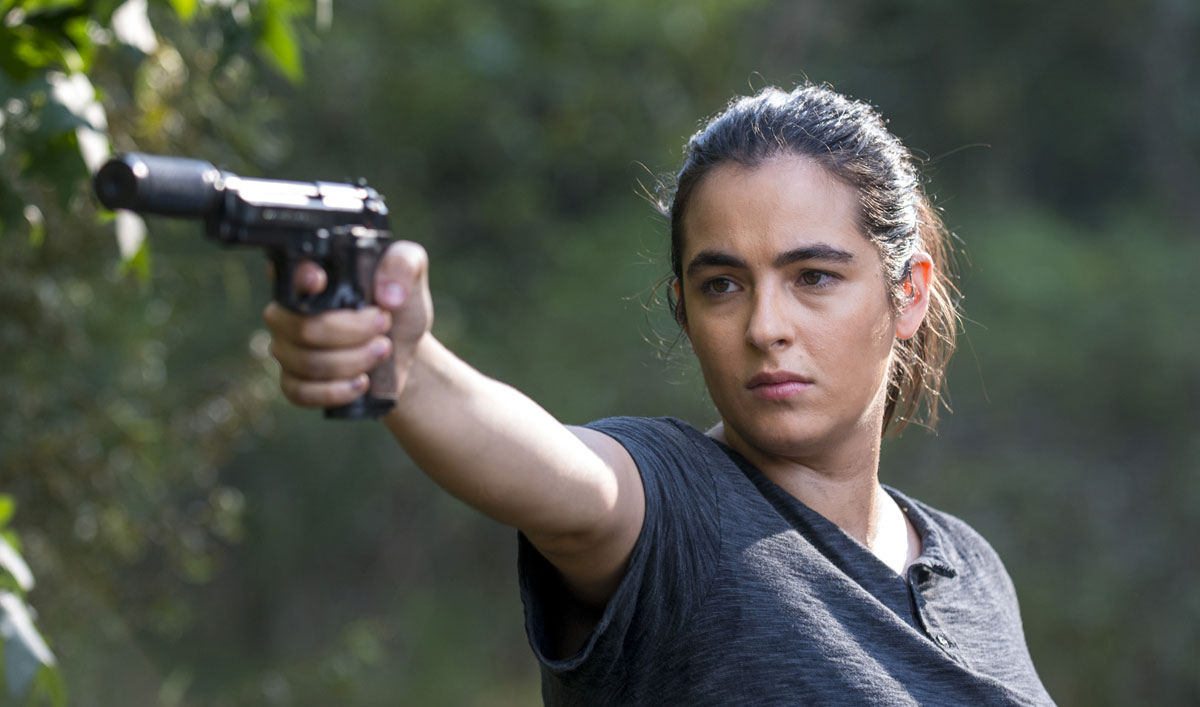 Sneak Peek of <em>The Walking Dead</em> Episode 11 — Tara Wants Vengeance Against Dwight Now