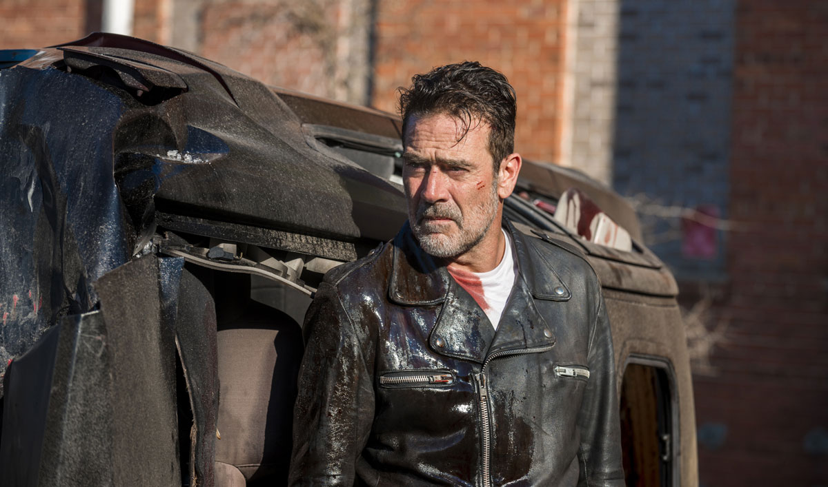Watch <em>The Walking Dead</em> Episode 12: Will Negan See Another Day?