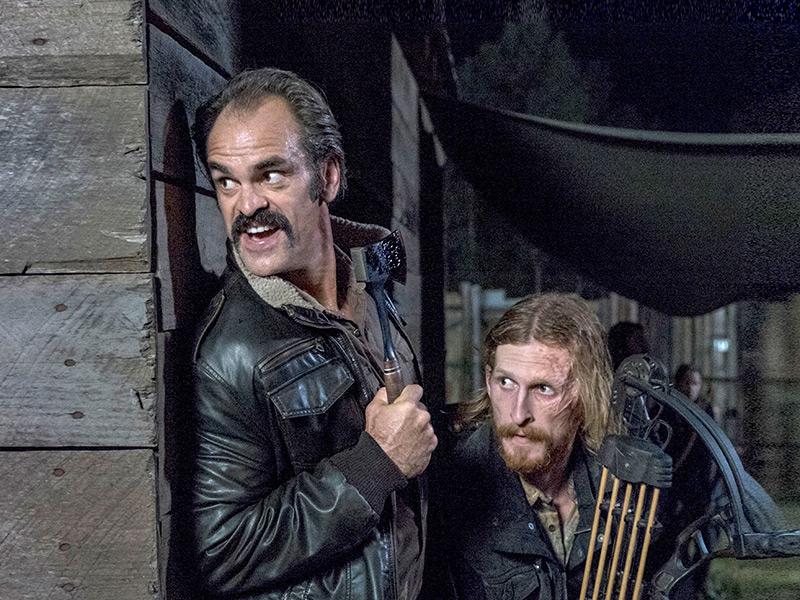 The Walking Dead Do Not Send Us Astray Season 8 Episode 13 Amc