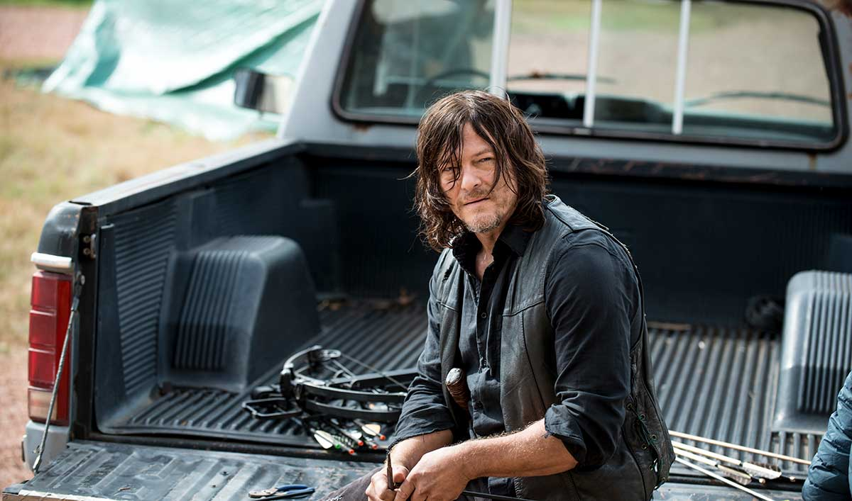 <em>THR</em> Reports on New Series Regulars; <em>EW</em> Spotlights New Daryl Figure
