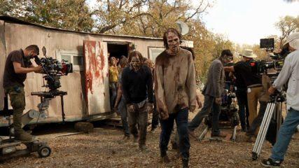 (SPOILERS) Making of Fear the Walking Dead: Season 4, Episode 1