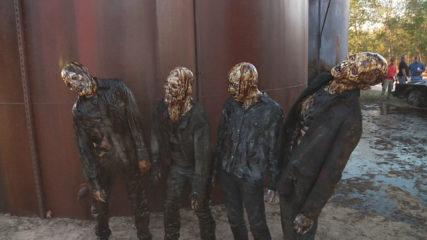 (SPOILERS) Making of Fear the Walking Dead: Season 4, Episode 2
