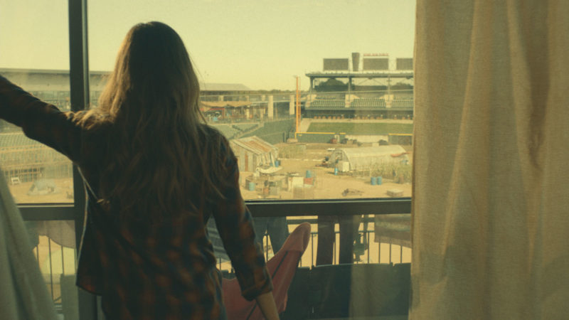 Making of the Baseball Stadium: Fear the Walking Dead: Season 4, Episode 2