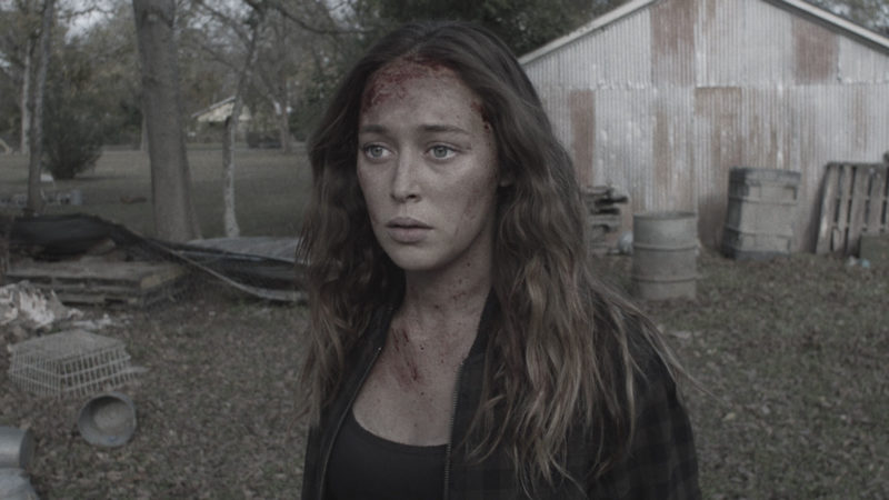 (SPOILERS) Talked About Scene from Fear the Walking Dead: Season 4, Episode 3