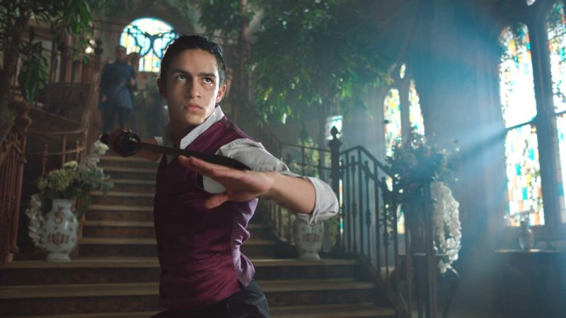 Into the Badlands Fight of the Week: Season 3, Episode 2