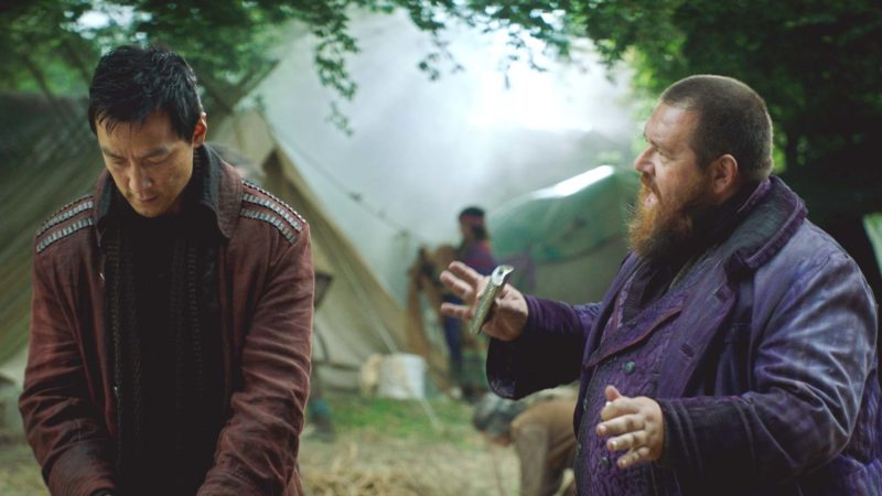 Inside Into the Badlands: Season 3, Episode 2