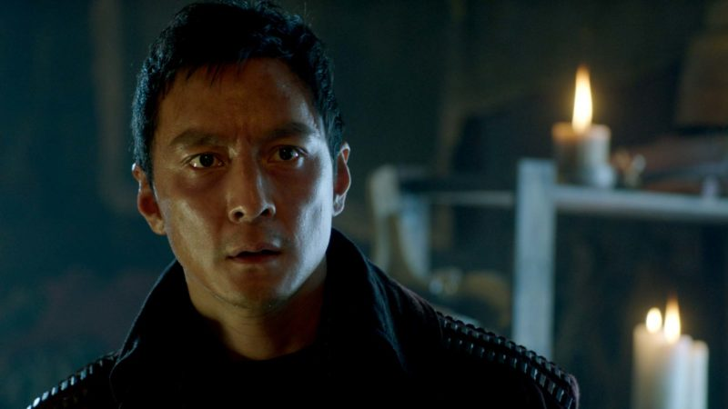 Into the Badlands Talked About Scene: Season 3, Episode 1