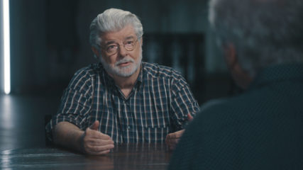 James Cameron's Story of Science Fiction Master Class: George Lucas