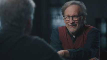 James Cameron's Story of Science Fiction Master Class: Steven Spielberg