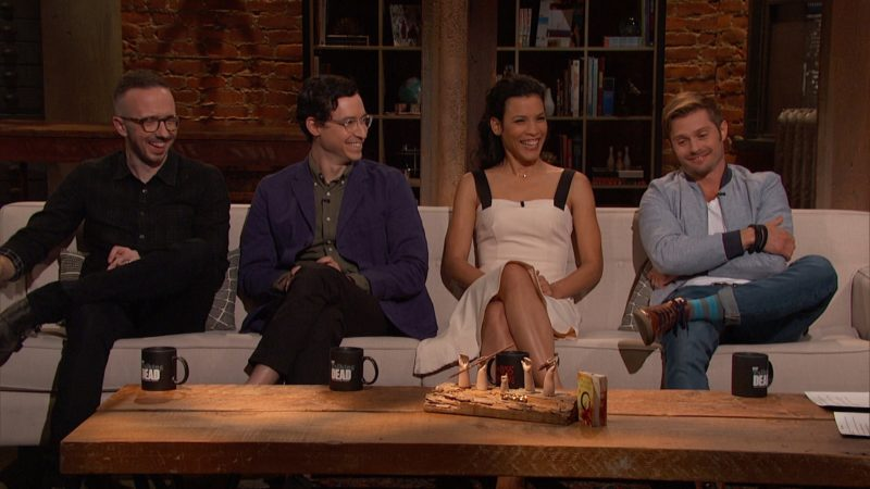Bonus Scene: Talking Dead: Season 8, Episode 18