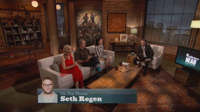 Talking Dead: Seth Rogen on Preacher Season 3