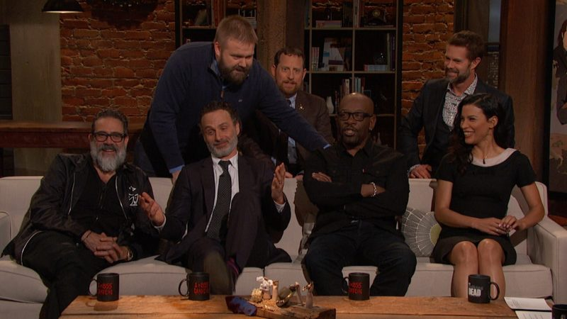 Highlights: Talking Dead: Season 8, Episode 16