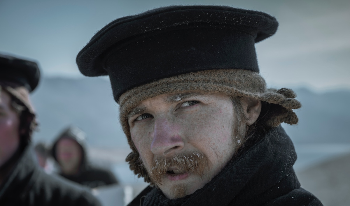 <em>The Terror </em> Q&A — Adam Nagaitis (Cornelius Hickey)