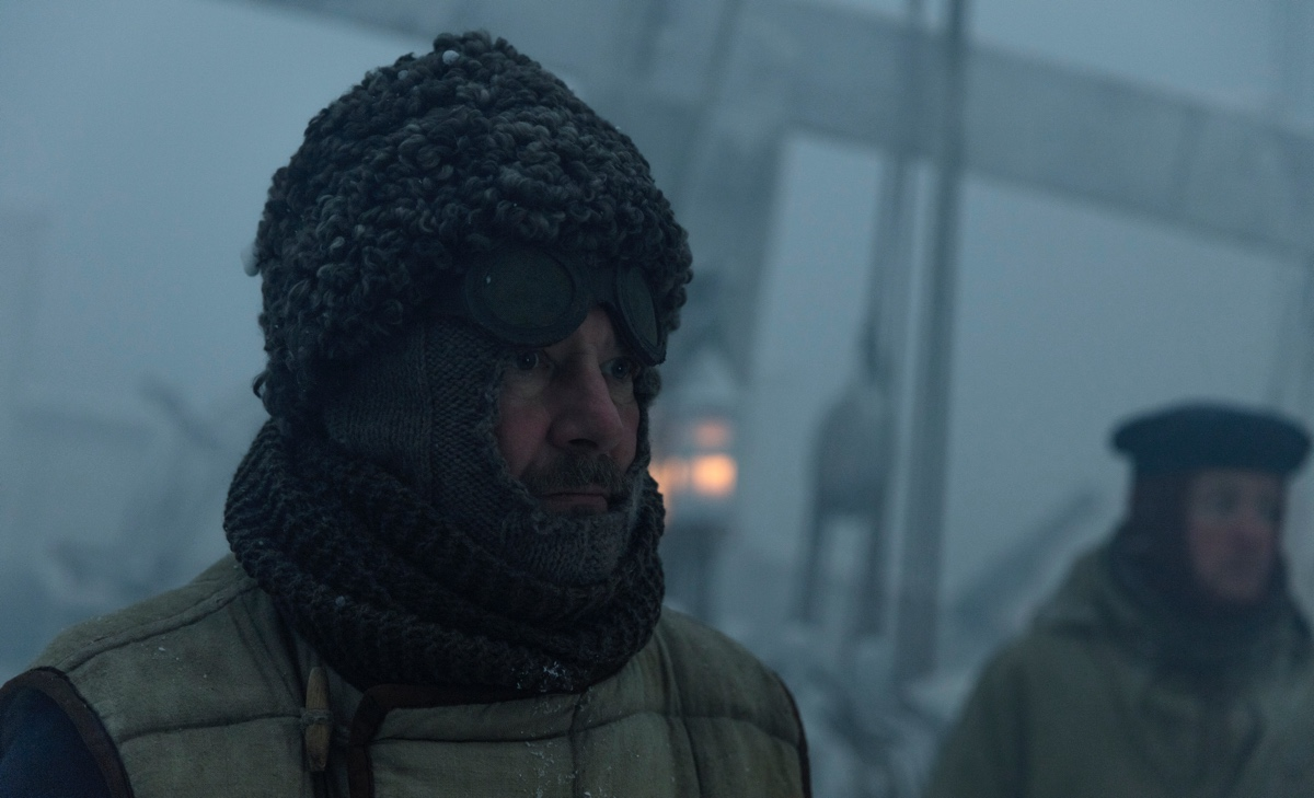 <em>The Terror</em> Loses Its Captain — Watch Episode 5