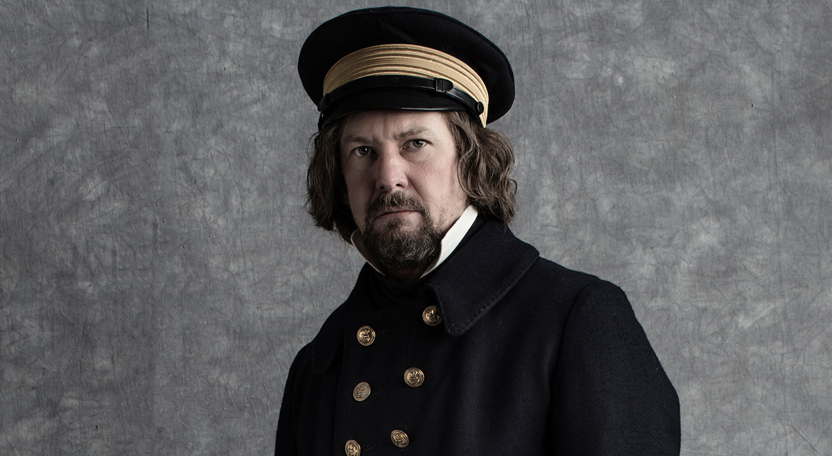 <em>The Terror</em> Q&A — Ian Hart (Thomas Blanky)