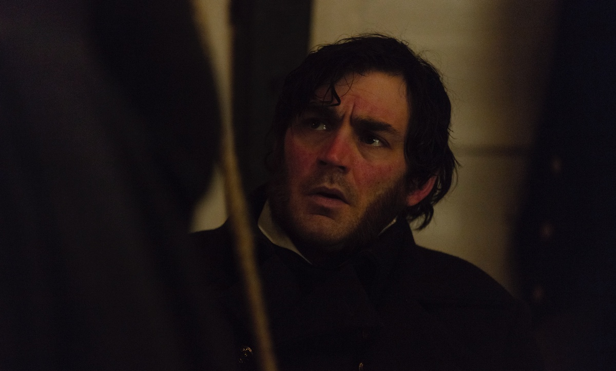 Extras for <em>The Terror</em> Episode 5