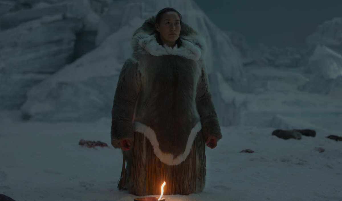 Extras for <em>The Terror</em> Episode 6
