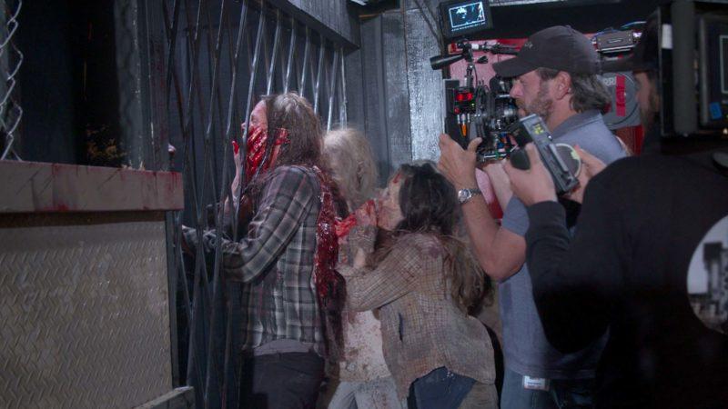 (SPOILERS) Making of The Walking Dead: Season 8, Episode 14