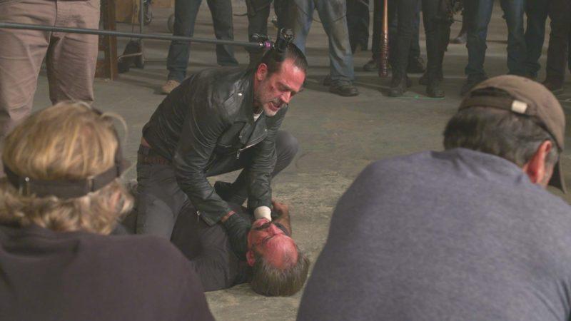 (SPOILERS) Making of The Walking Dead: Season 8, Episode 15