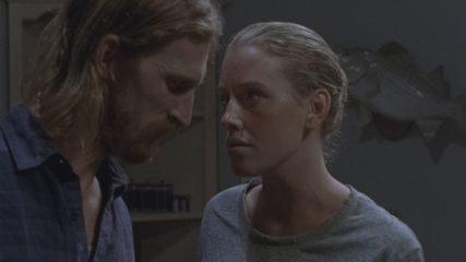 (SPOILERS) Talked About Scene from The Walking Dead: Season 8, Episode 15