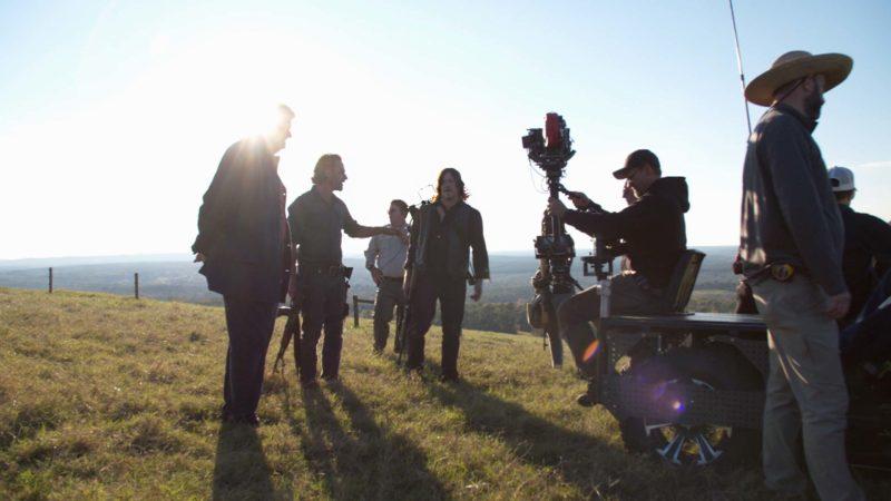 (SPOILERS) Making of The Walking Dead: Season 8, Episode 16