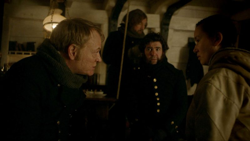 The Terror Sneak Peek: Interrogation