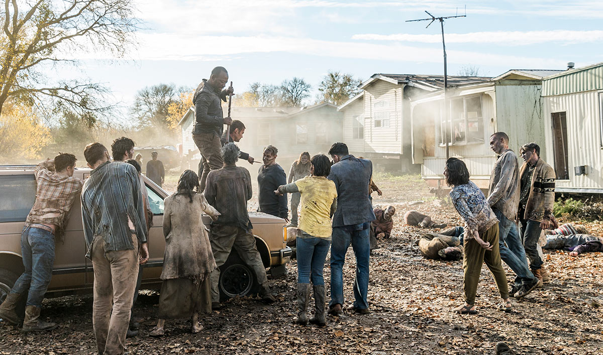 Worlds Collide in the <em>Fear the Walking Dead</em> Season 4 Premiere &#8212; Watch for Free