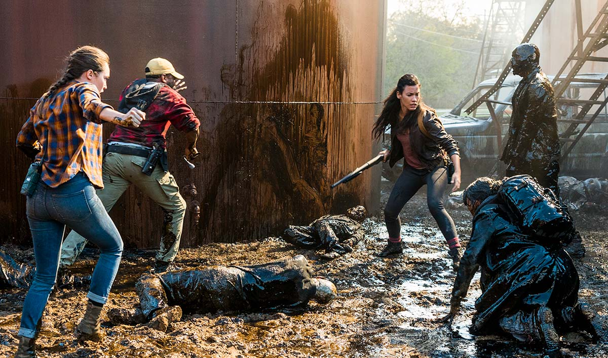 Learn How to Become a Survivor With <em>Fear the Walking Dead</em> and <em>Backpacker</em> Magazine