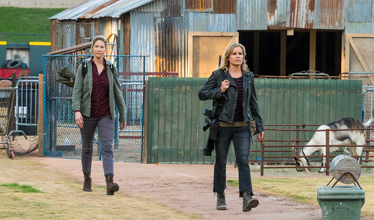 Watch <em>Fear the Walking Dead</em> Episode 2 and Unravel the Backstory That Led the Group to Morgan