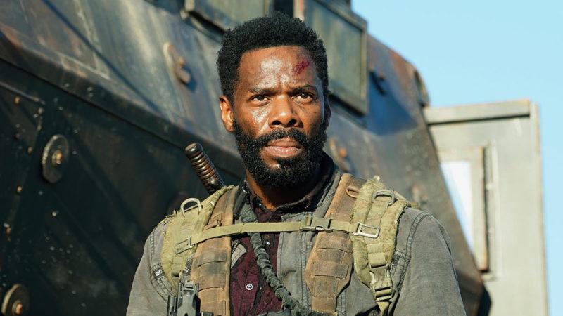 (SPOILERS) <em>Fear the Walking Dead</em> Q&A — Colman Domingo (Strand)