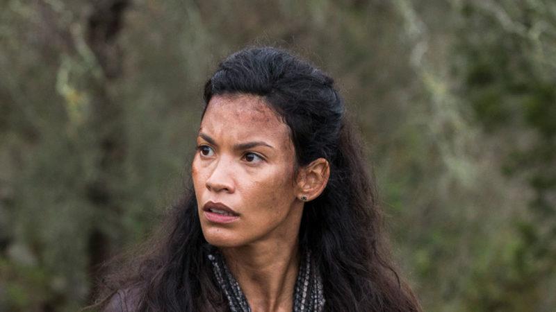 (SPOILERS) <em>Fear the Walking Dead</em> Q&A — Danay Garcia (Luciana)