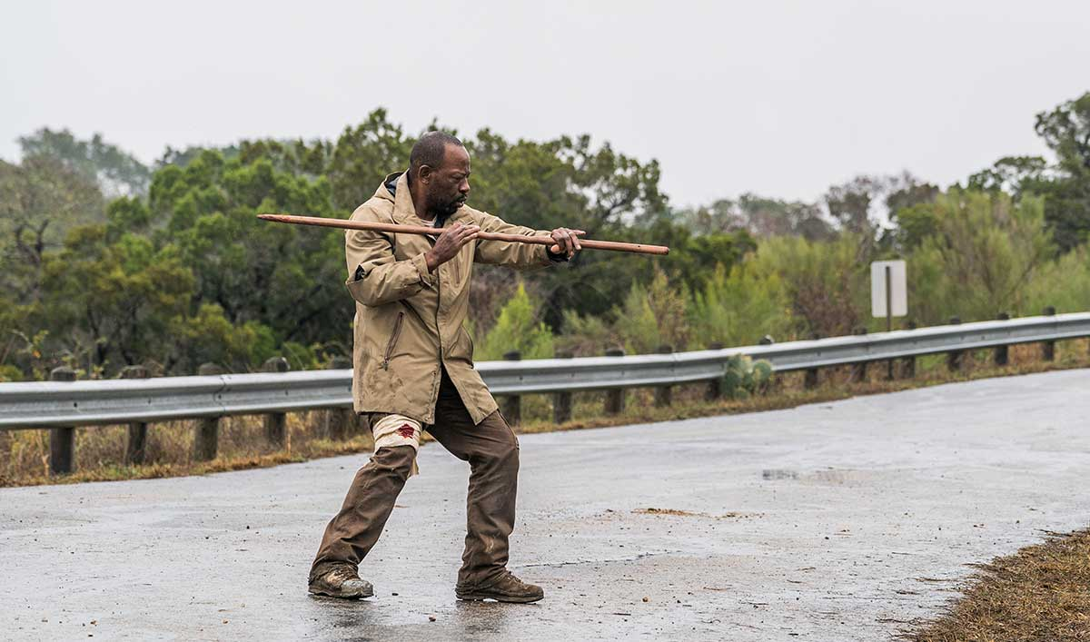 Sneak Peek of <em>Fear the Walking Dead</em> Episode 3: Morgan Wants to Hide but Nick Has Other Plans