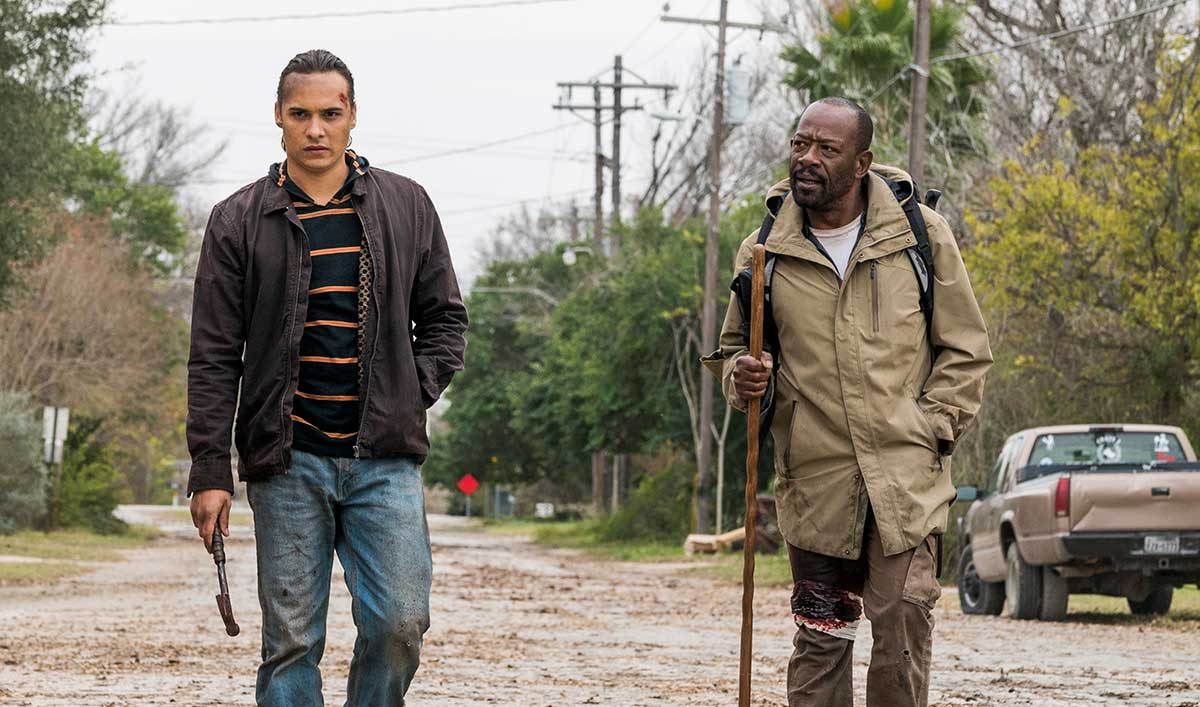 Extras for <em>Fear the Walking Dead</em> Episode 3