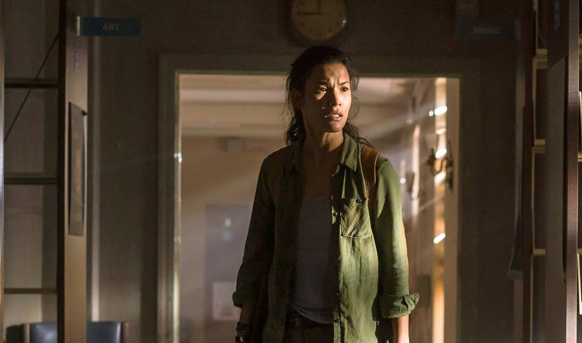 (SPOILERS) <em>Fear the Walking Dead</em> Q&A — Danay Garcia (Luciana)