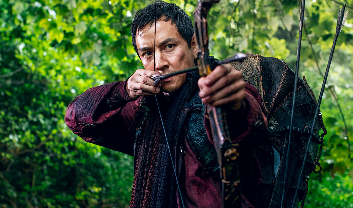 <em>Into the Badlands</em> Q&#038;A — Alfred Gough (Co-Creator/Executive Producer)