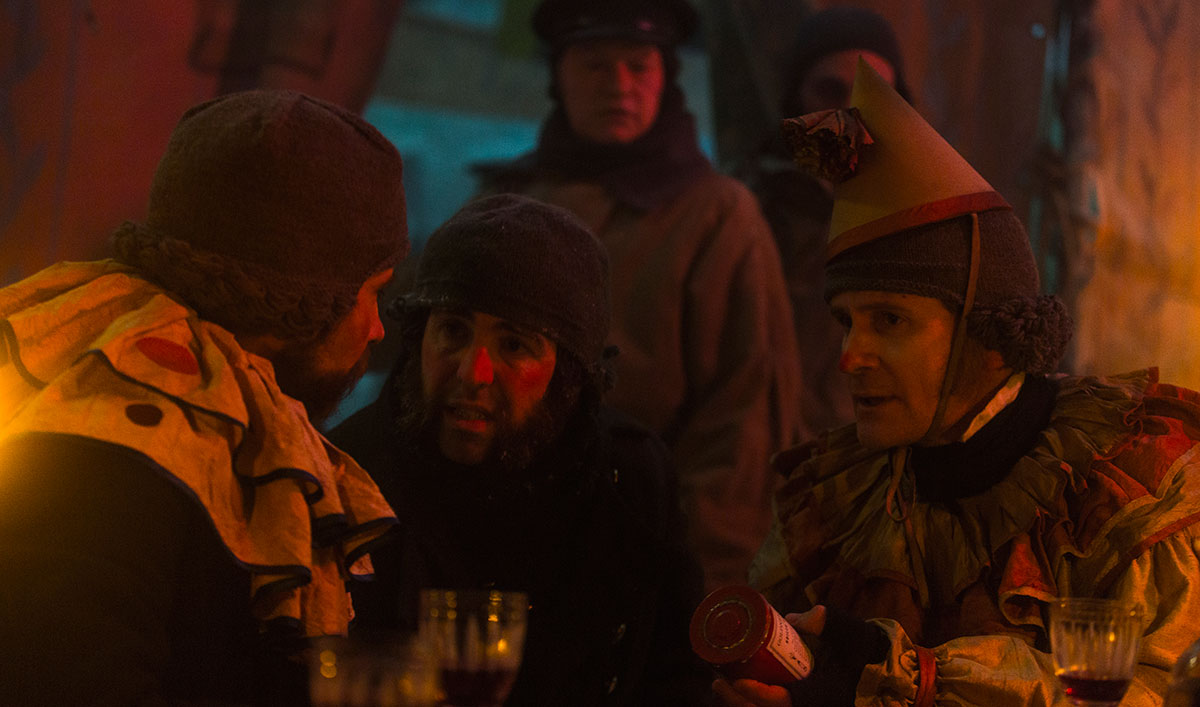 The Terror Has Gone to Their Minds — Watch Episode 6