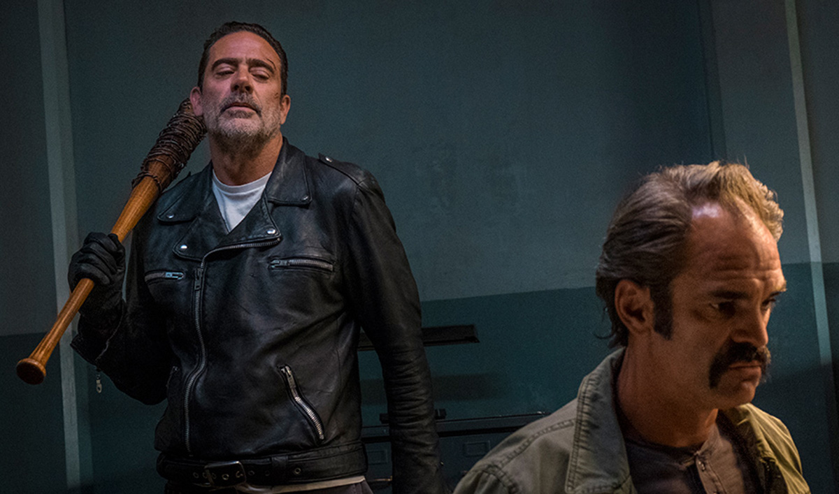 <em>THR</em> Interviews Steven Ogg; <em>EW</em> on Andrew Lincoln's Finale Thoughts