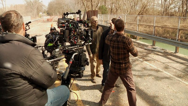 (SPOILERS) Making of Fear the Walking Dead: Season 4, Episode 5