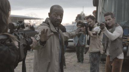 (SPOILERS) Talked About Scene from Fear the Walking Dead: Season 4, Episode 6