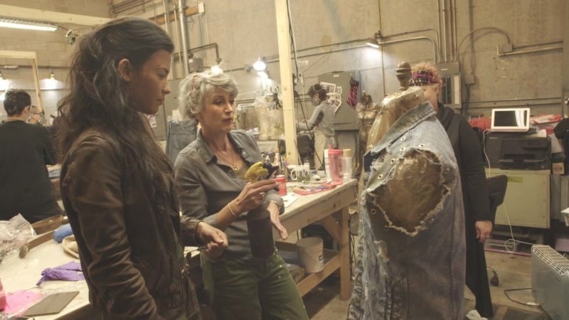 Cast Introduces Crew: Danay Garcia and the Costume Department