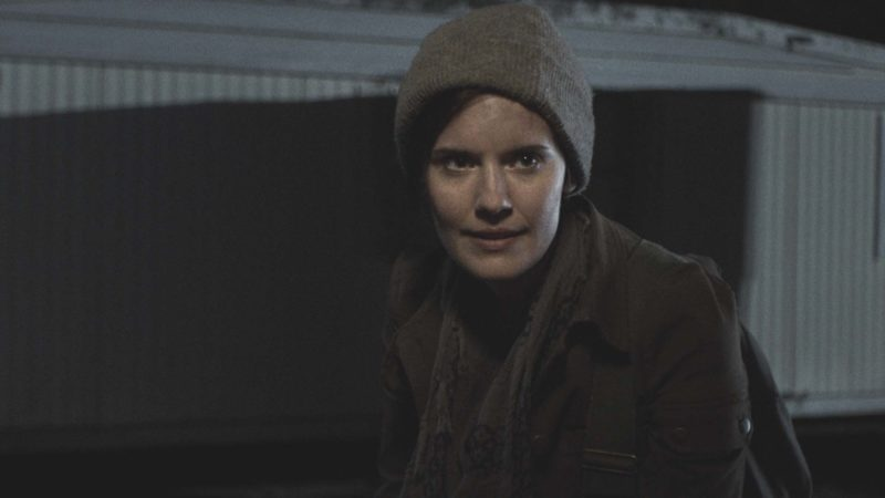 Fear the Walking Dead: On Set with Maggie Grace