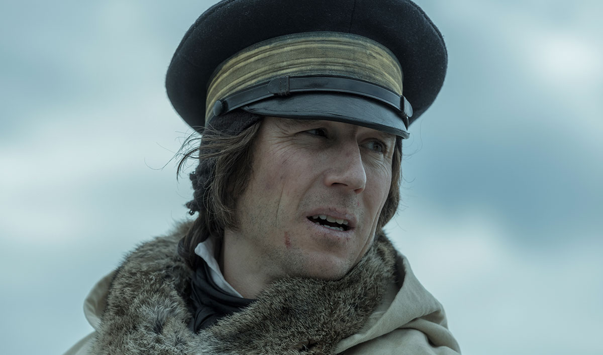 <em>The Terror</em> Q&A — Tobias Menzies (Captain James Fitzjames)