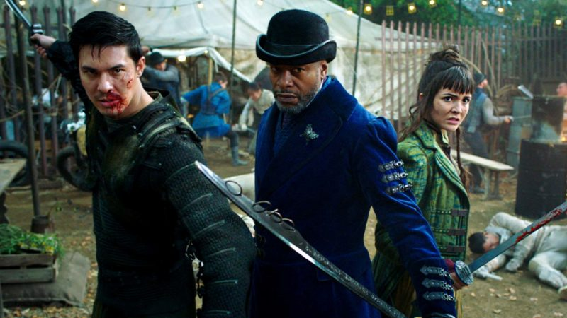 Into the Badlands Talked About Scene: Season 3, Episode 5