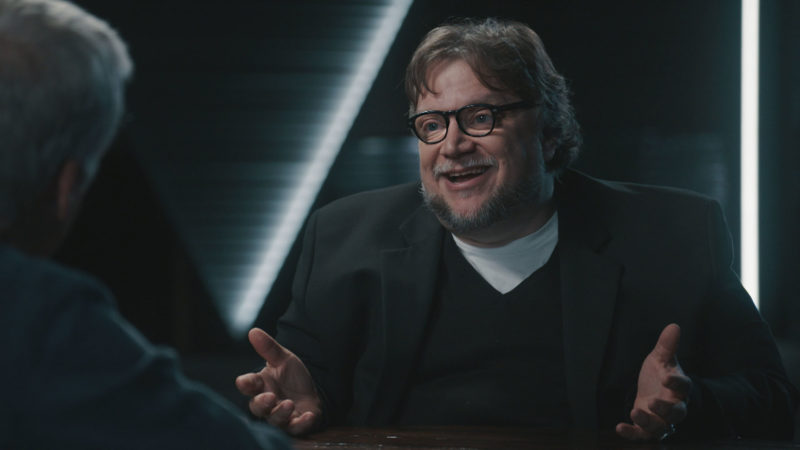 James Cameron's Story of Science Fiction Master Class: Guillermo Del Toro