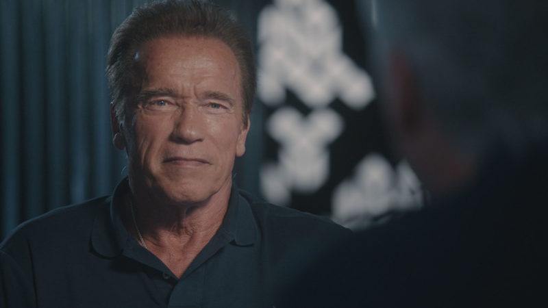James Cameron's Story of Science Fiction Master Class: Arnold Schwarzenegger
