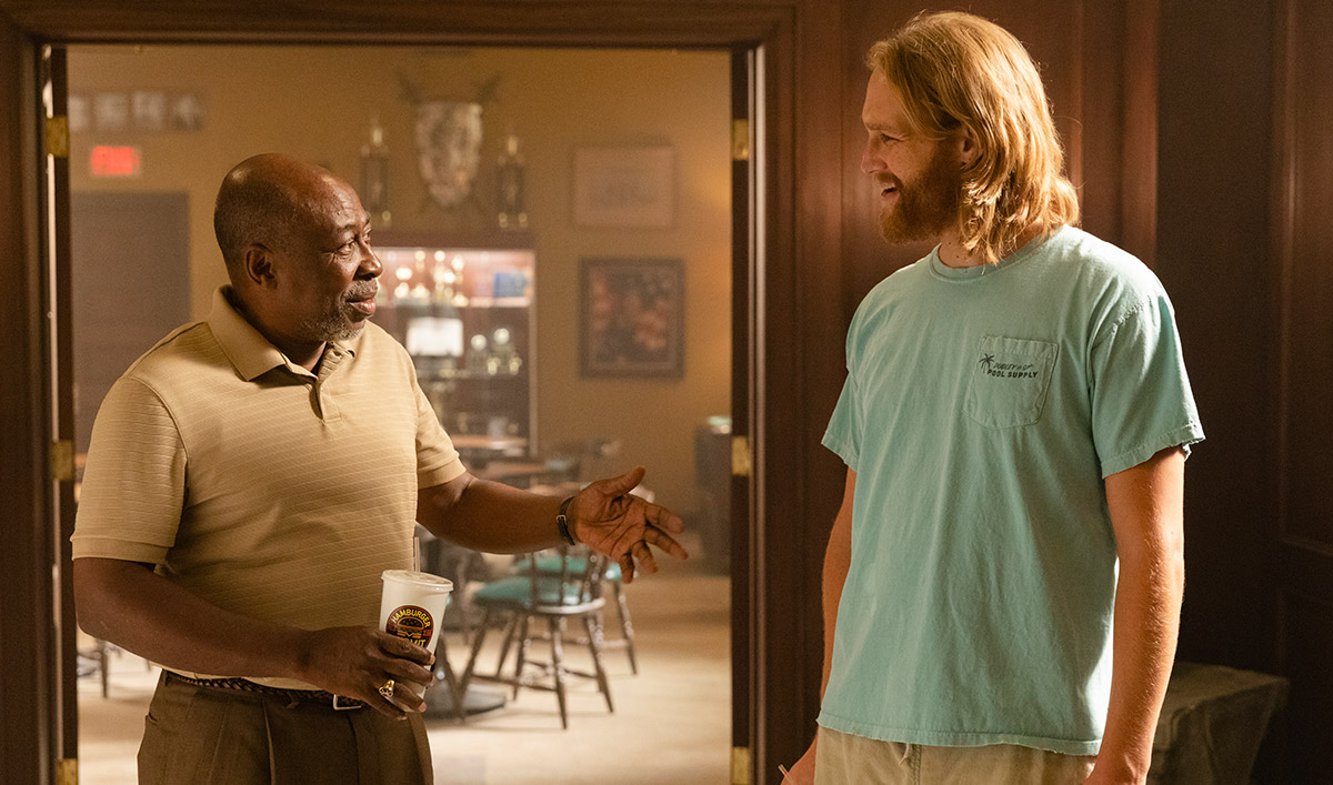 <em>THR</em> Praises <em>Lodge 49</em>; <em>Deadline</em> on Showrunner's Comments